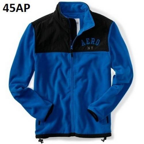 S, m, l- chamarra aeropostale azul s45ap ropa hombre origina
