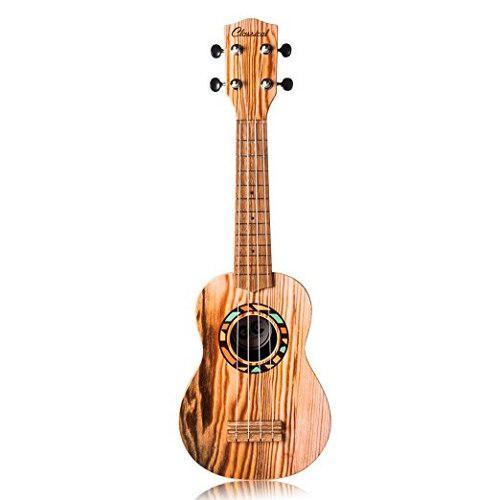 Soprano ukulele de 21 pulgadas niños instrumentos musicales