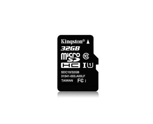 100% original, memoria micro sdhc kingston 32gb clase 10,