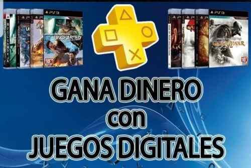 Guia para vender juegos digitales ps4,ps3, xbox one + obseq