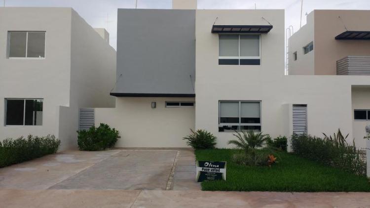 Hermosas casas nuevas en privada residencial salomea modelo