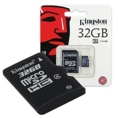 Kingston memoria micro sd 32gb clase 4 sdc4/32gb