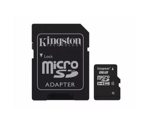 Memoria micro sd hc 32gb kingston cl 10 c/a sdcs/32gb