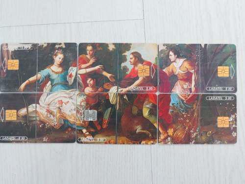 Coleccion tarjetas telmex