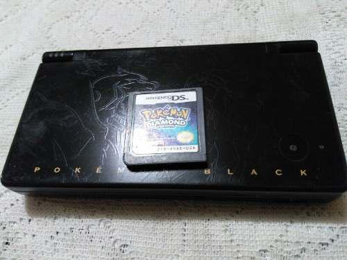 Nds i edición especial pokemon black con pokemon perla
