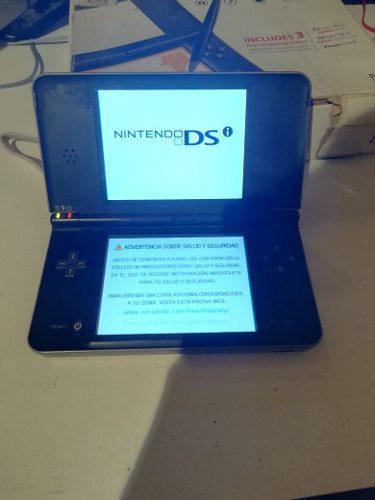 Nintendo ds xl + 7 juegos
