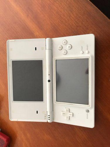 Nintendo ds y 5 juegos