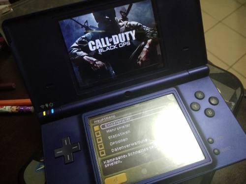Nintendo dsi + juegos + estuche+envio gratis