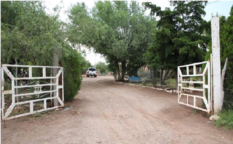 Rancho en venta, carretera a hornos, cd. obregón, sonora.