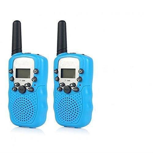 TKSTAR 2 PACK - 22 CHANNEL WALKIE TALKIES 2 WAY RADIO MINI 2 segunda mano  México (Todas las ciudades)