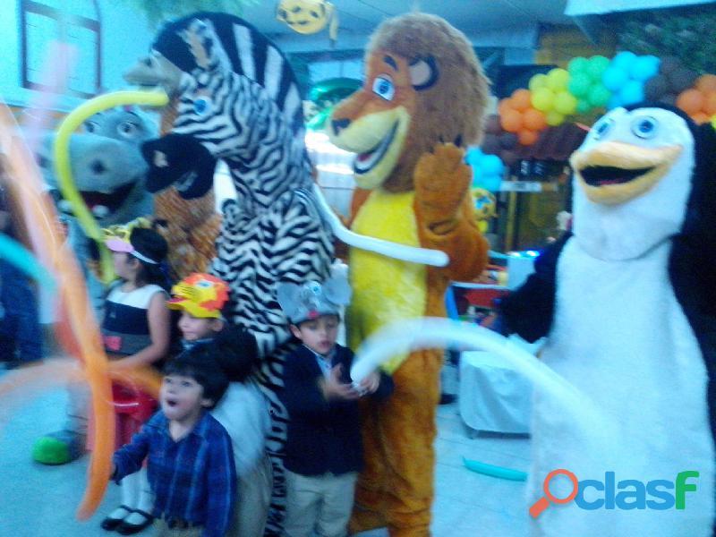 Parque mágico show infantil