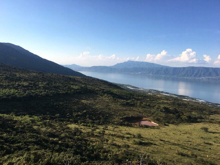 125 hectáreas en san luis soyatlan