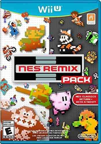 Juegos,nes remix paquete
