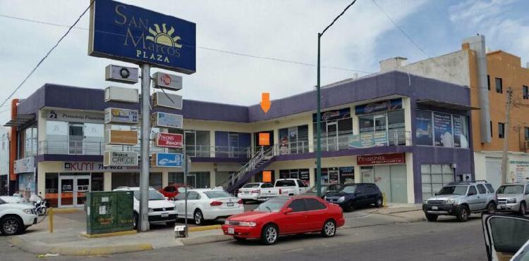 Locales en renta plaza san marcos col almada culiacan
