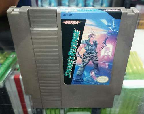 Metal gear solid 2 snake's revenge para nes (hit games shop)