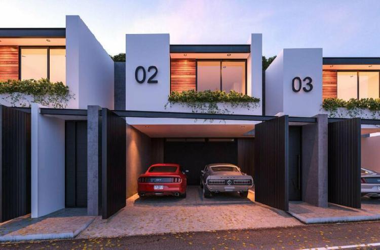 Pre venta de casa en cumbres montebello, mérida, yucatán