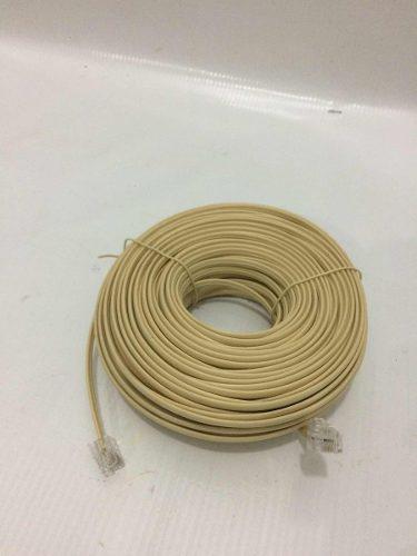 Cable telefónico 4 hilos 15 mts ta-339iv