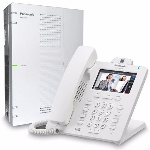 Conmutador panasonic kx hts32, teléfonos, switch poe y más