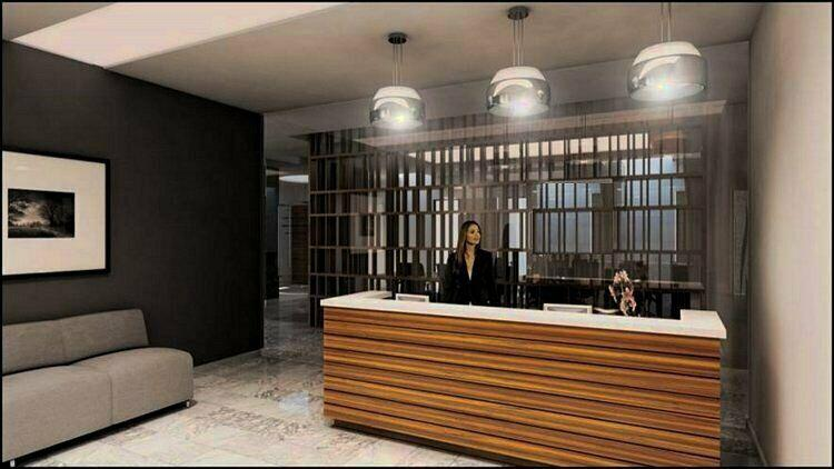 Oficina renta en edificio nuevo de lujo col. cuauhtemoc