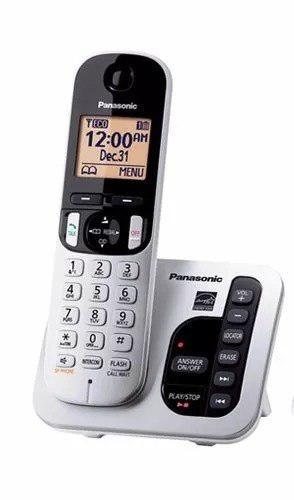 Telefono inalambrico panasonic con id contestadora y altavoz