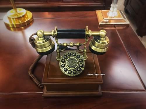 Teléfono antiguo teléfono despacho bufete casa oficina