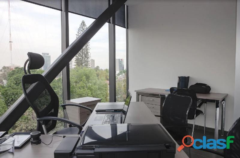 Oficina en zona financiera