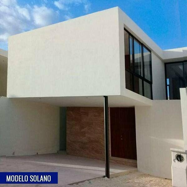 Casa nueva en privada en venta de 3 cuartos merida yucatan /