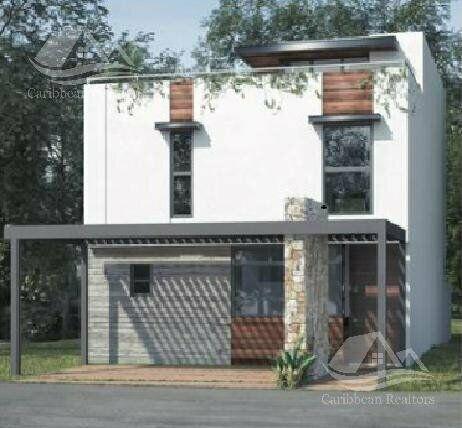 Casa en venta en Aqua Cancun /