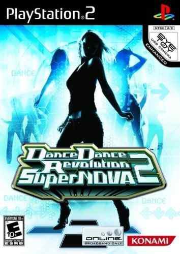 Danza danza revolución supernova 2 - playstation 2 (juego)
