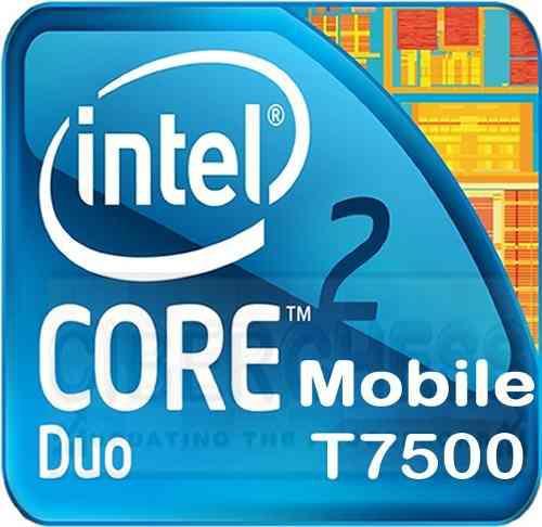 Intel core 2 duo movil t7500 2.2ghz