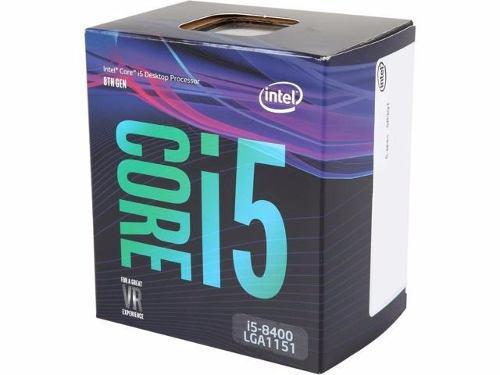 Intel core i5 8400 4.0ghz 6 cores skt 1151 coffee lake