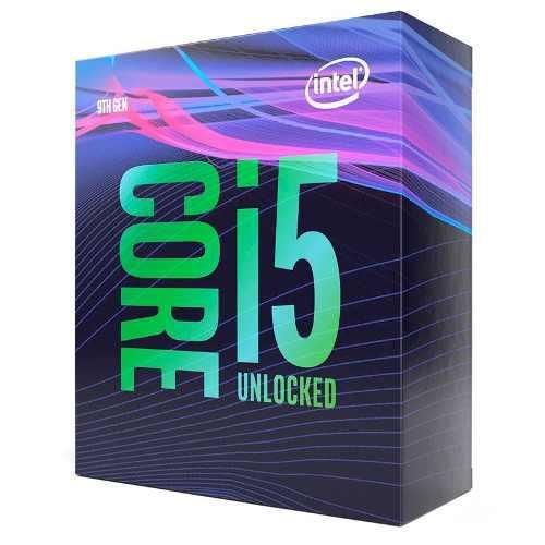 Intel core i5 9600k 4.6ghz 6 cores skt 1151 coffee lake msi