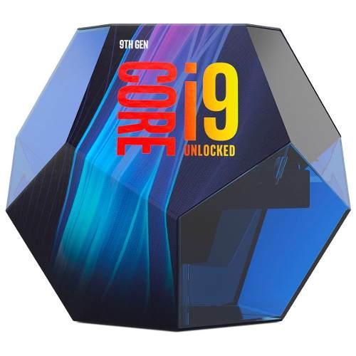 Intel core i9 9900k hasta 5.0ghz 16 hilos socket 1151 msi