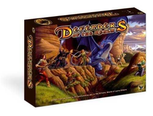 Juegos de águilas defenders of the realm board game por