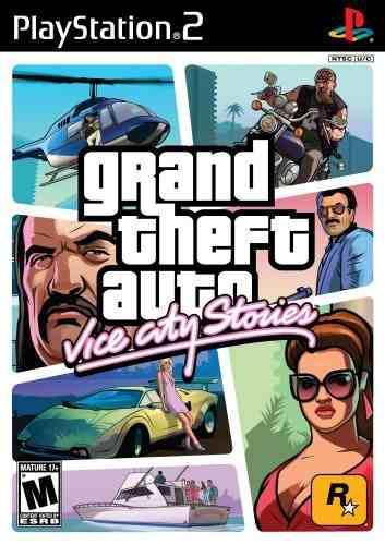 Juegos,grand theft auto historias de vice city - playsta..
