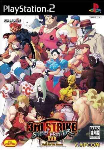 Juegos,street fighter iii 3rd strike lucha por el futuro..