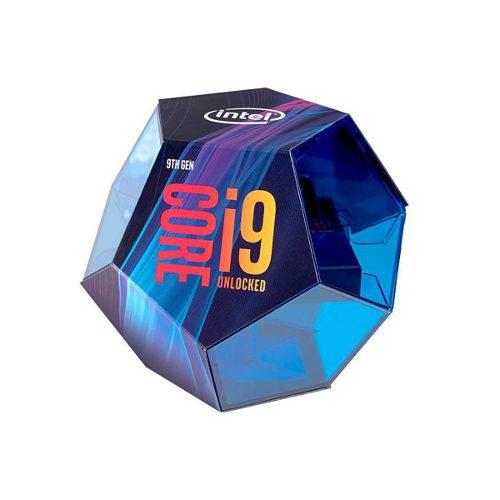 Msi procesador intel core i9 9900k 3.6 ghz octa core lga1151