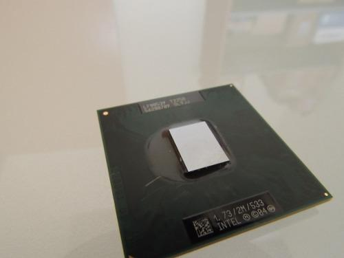 Procesador intel core duo 1.73ghz t2250 sl9jj sl9dv laptop