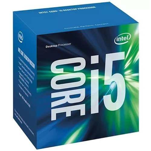 Procesador intel core i5 7400 3.0 ghz quad core 6 mb 1151