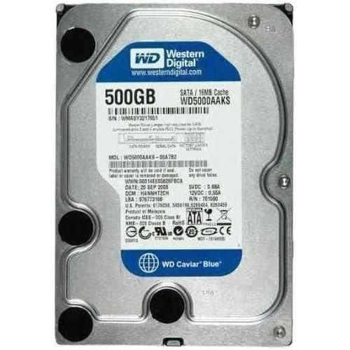 Disco duro 500 gb new pull sata ii 3.5 mejores marcas 7200