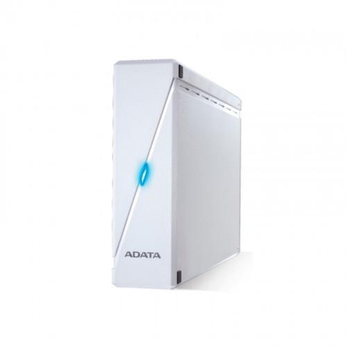 Disco duro externo adata hm900 3tb 3.0 blanco ahm900-3tu3-c