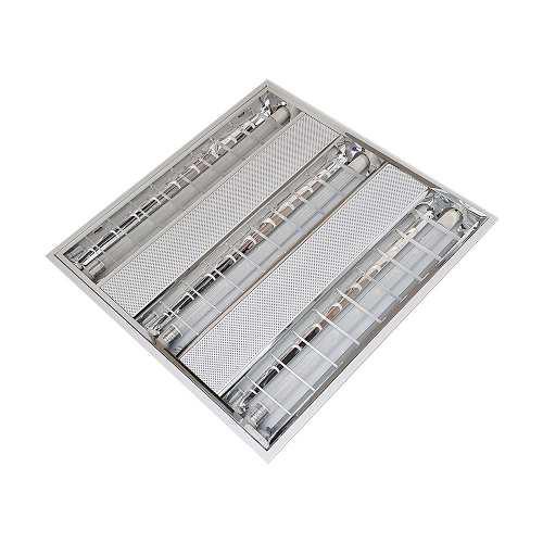 Gabinete de led empotrable 3x10w philco 51376 60x60 luz bf