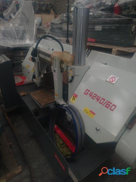 Sierra cinta 23x16 semiautomática hidráulica $13,069.00 usd