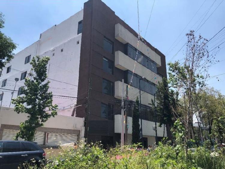 Edificio de oficinas en renta roma norte 80 m2 hasta 4,350
