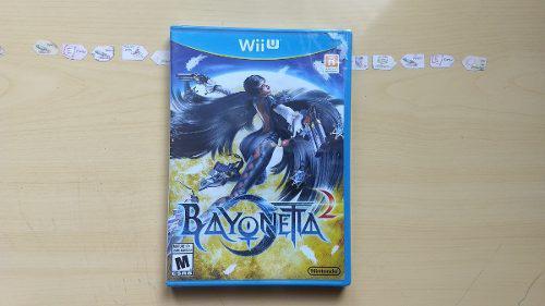 Juegos wii u bayonetta 2 con envío