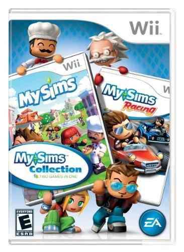 Juegos,colección mysims