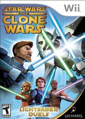 Juegos,star wars las guerras clon duelos de lightsaber -..