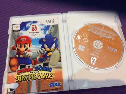 Mario juegos olímpicos