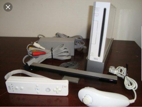 Nintendo wii. con muchos juegos!