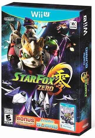 Star fox zero:: para wiiu en start games